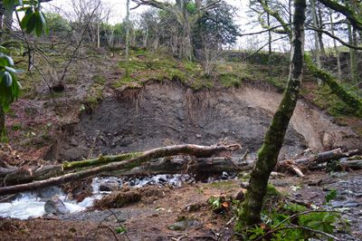 Example of Grisedale Valley Landslip